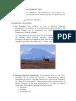 Identificacion de Ecosistemas - Ejemplos