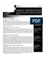 ASEAN Newsletter May 2013