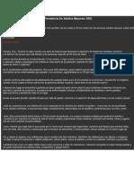 10/10/13 Tvbus Trastornos Depresivos de Mayor Prevalencia en Adultos Mayores