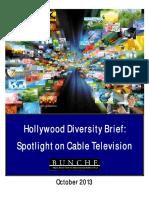 Hollywood Diversity Brief Spotlight 2013