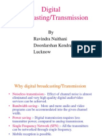 Digital Broadcasting