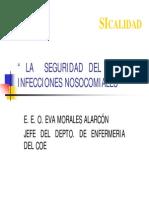 Seguridad Del Paciente - Infecciones Nosocomiales
