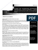 ASEAN Newsletter Mar 2013