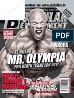 Revista MD Latino Especial Mr. Olimpia