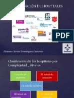 Clasificacion de Los Hospitales