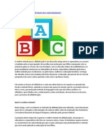 8Métodos de Alfabetização