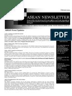 ASEAN Newsletter Feb 2013