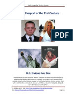 These Are Visa & Passport of the 21st Century - M.C. Enrique Ruiz Diaz
