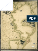Mapa de Cartagena de Indias