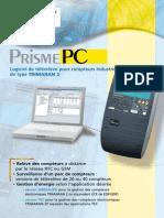 906210099 - Edition 1 - Documentation Commerciale PRISME PC