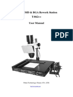 Bga Irda Smd T-862++ User Manual