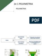 Pelvimetria Grupo Puerperio