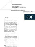 formatos consentimiento informado