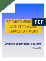Reatores UASB v2