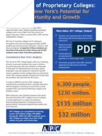 Tuition Assistance Program (TAP) Fact Sheet