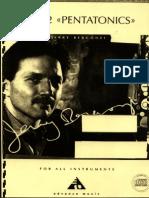 Jerry BergonziVol 2 - Pentatonics