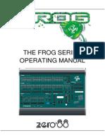 Fat Frog Zero88 Manual