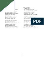 shumann Texte Engleza