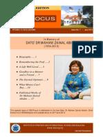 ISiS Focus Special Edition No.7 Jul 2013
