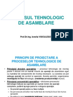 Schema de Asamblare