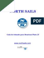 Trimado Platu North Sails