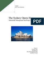 Sydney Opera House Project Study