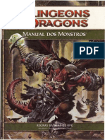 [D&D 4.0] Manual Dos Monstros