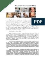 Classe médica promete ofensiva contra Dilma