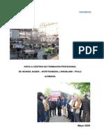Informe Final Visita Centros FP Alemania- 29062009