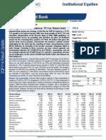 IndusInd Bank-2QFY14 Result Update -15 October 2013 Longtermgrp++ NB