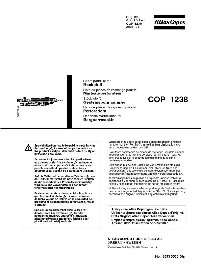 manual de partes cop 1238 rh es scribd com