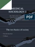 Social Sciences- 3