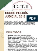 Curso Policia Judicial 2013