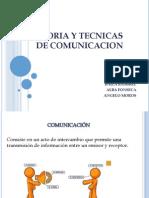 Teoria y Tecnicas de Comunicacion (1)