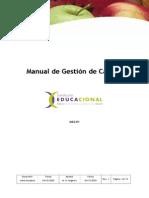 MGC 01 Manual de Gestion de Calidad
