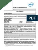 formato sistematizacin de experiencias - mdulo 4