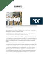 14-10-2013 La Prensa - Colocan primera piedra de la reconstrucción en Puebla