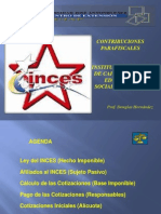 3. Instituto Nacional de Capacitación y Educativa (INCES)