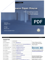 DSI's Office Space Open House