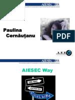 AIESEC Way_Cernautanu Paulina