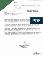 CRCC - Petrobras - Certificado - Exemplo