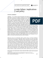 Assessing State Failure