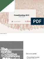 Strategier för metodval vid crowdfunding
