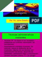 Kaizen Jaime Botello Valle