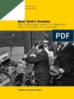 New Yorks Promise