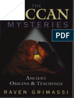 Raven Grimassi - The Wiccan Mysteries