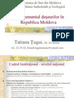 Management Deseu Tugui