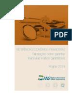 Garantias Financeirasreferencias Economico Financeiras Ans 20131010