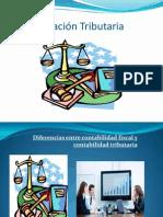 Tribu Diapositivas