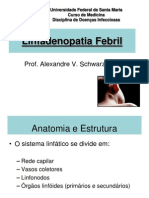 Aula de Linfadenopatia Febril
